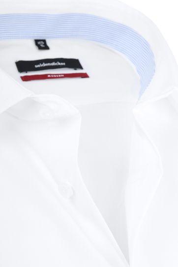 Seidensticker Hemd Weiß MF