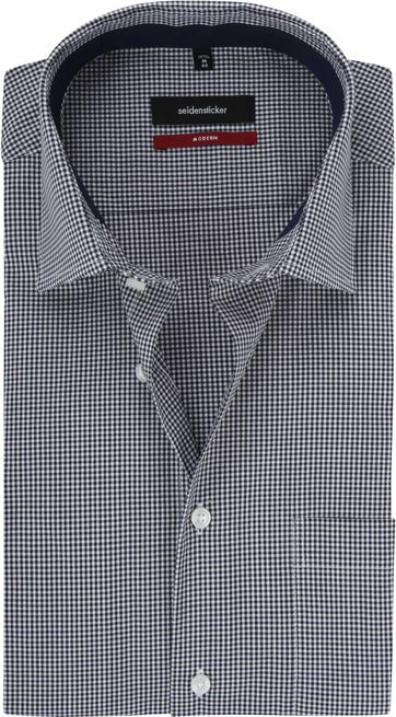 Seidensticker Non Iron Modern-Fit Checks