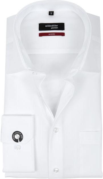 Seidensticker Non Iron Modern-Fit White S7
