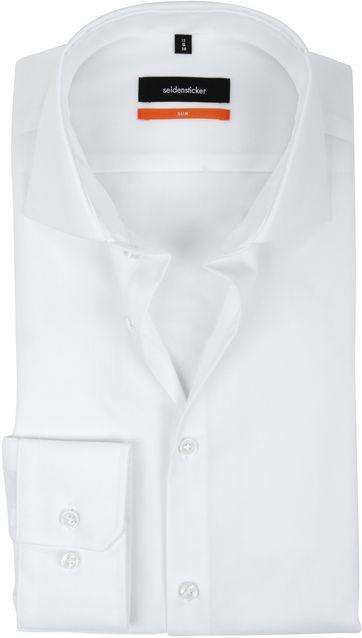 Seidensticker Non Iron White Slim-Fit WS