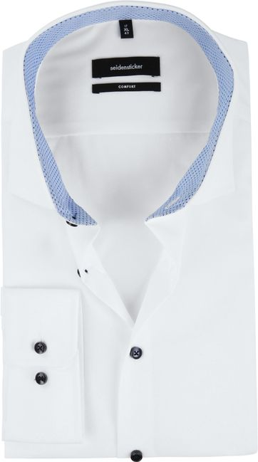 Seidensticker Overhemd Comfort-Fit 437