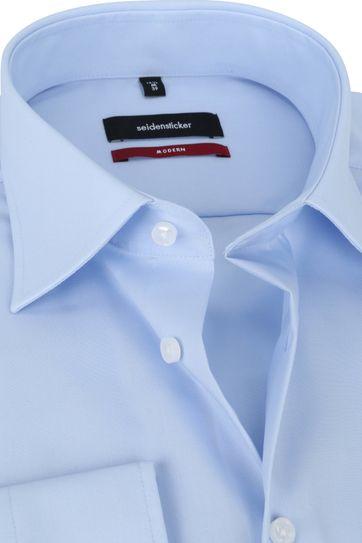 Seidensticker Overhemd MF Lichtblauw