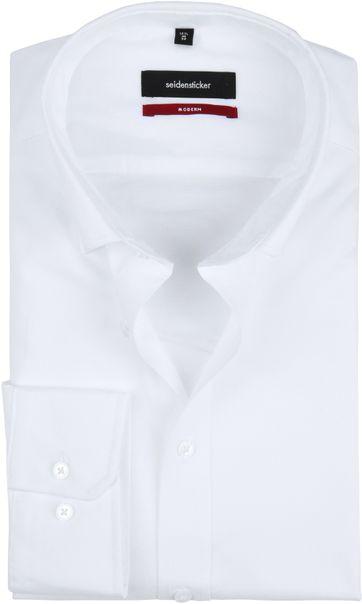 Seidensticker Overhemd MF Wit