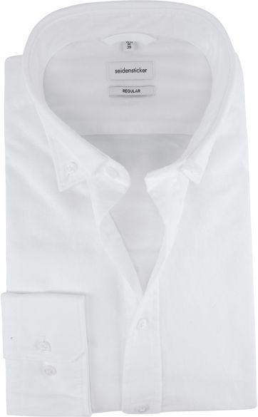 Seidensticker Overhemd RegularWit