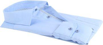Detail Seidensticker Overhemd Splendesto IJsblauw