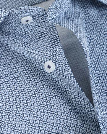 Detail Seidensticker Overhemd Splendesto Print