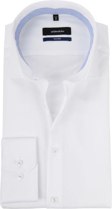 Seidensticker Overhemd WS Wit