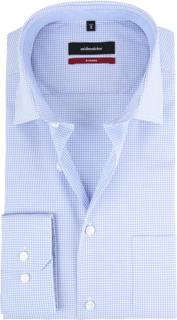 Seidensticker Shirt MF Checks