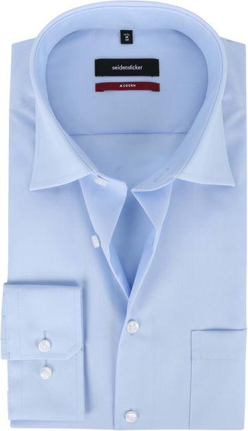 Seidensticker Shirt MF Light Blue