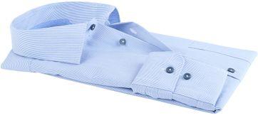 Detail Seidensticker Strijkvrij Overhemd Dessin