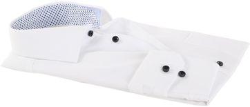 Detail Seidensticker Strijkvrij Overhemd Wit