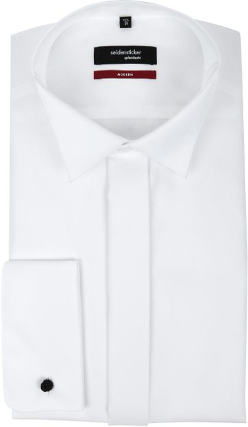 Seidensticker Tuxedo Shirt Modern-Fit