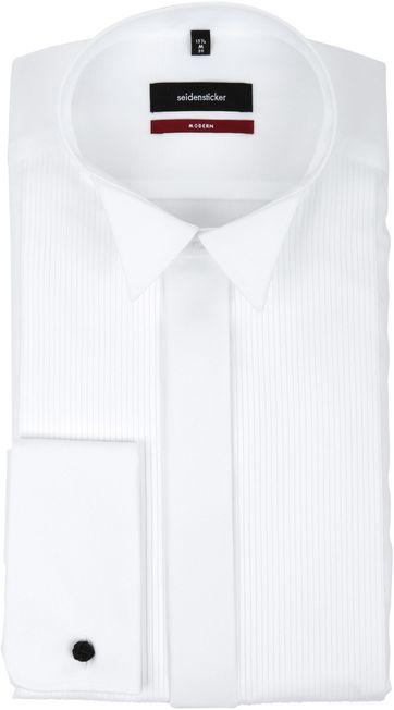 Seidensticker Tuxedo Shirt Plisse MF