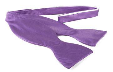 Self Tie Bow Tie Lila F26