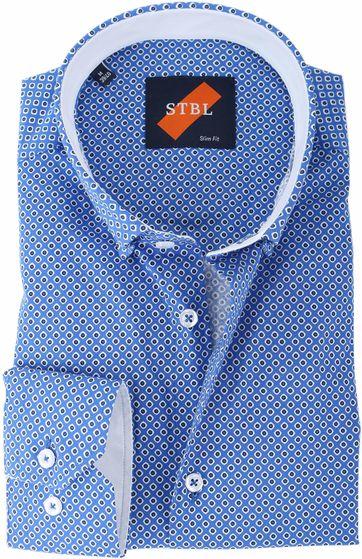Shirt Suitable S2-5 Blau Weiss