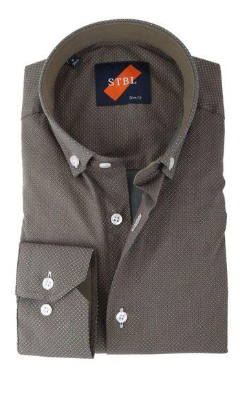 Shirt Suitable S2-6 Braun