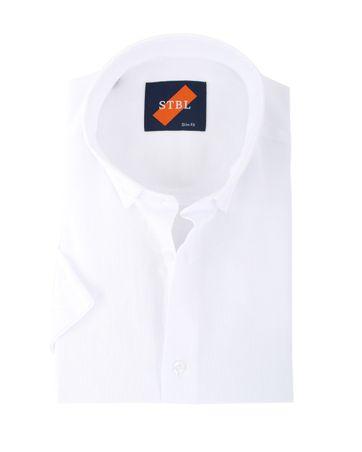 Shirt Suitable S3-1 Wit Korte Mouw