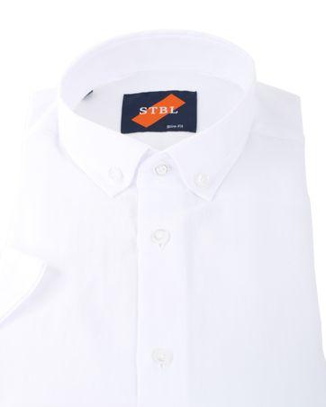 Detail Shirt Suitable S3-1 Wit Korte Mouw
