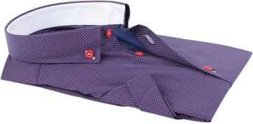Detail Shirt Suitable S3-3 Paars
