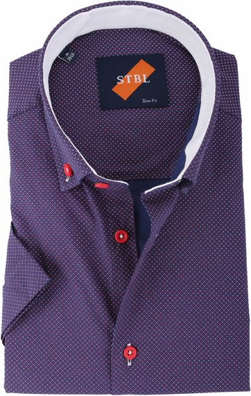 Shirt Suitable S3-3 Paars