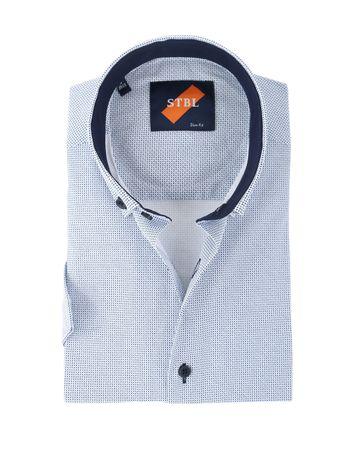 Shirt Suitable S3-4 Wit Print