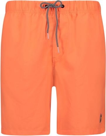 Shiwi Badeshorts Solid Mike Orange