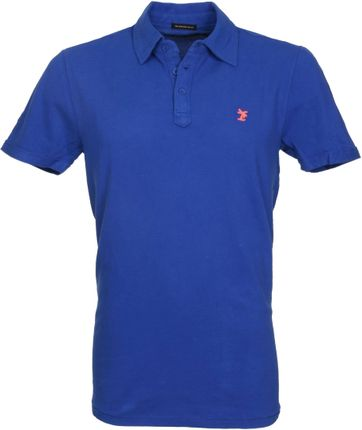 Shiwi Blau Poloshirt