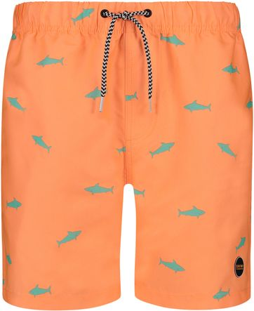 Shiwi Mako Swimshorts Orange