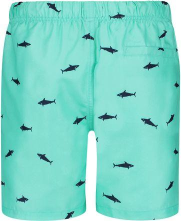 Shiwi Mako Swimshorts Turquoise