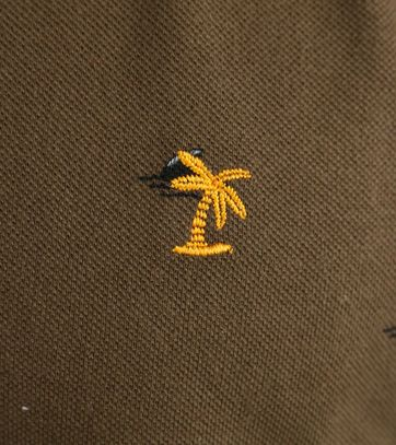 Detail Shiwi Polo Groen