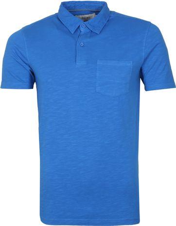 Shiwi Polo Shirt James Blau