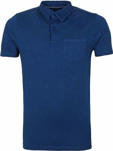 Shiwi Polo Shirt James Dunkelblau