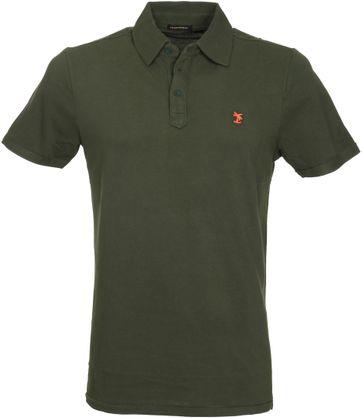 Shiwi Poloshirt Grün