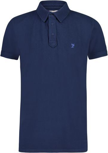 Shiwi Poloshirt Men Navy