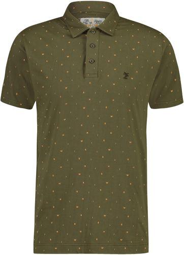 Shiwi Poloshirt Minishiwi Green