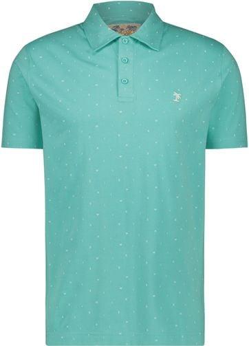 Shiwi Poloshirt Minishiwi Turquoise