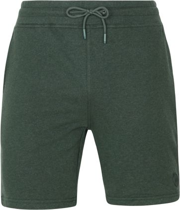 Shiwi Sweat Shorts Groen