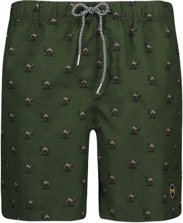 Shiwi Swimshorts Camels Green