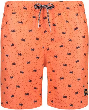 Shiwi Swimshorts Crab Orange
