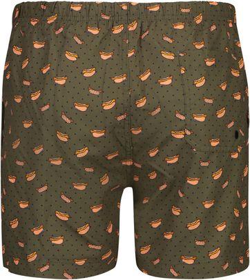 Shiwi Swimshorts Hotdog Dark Green