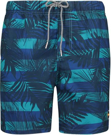 Shiwi Swimshorts Jungle Blue