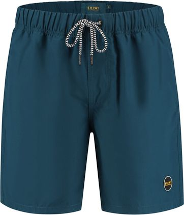 Shiwi Swimshorts Mike Blue Pond