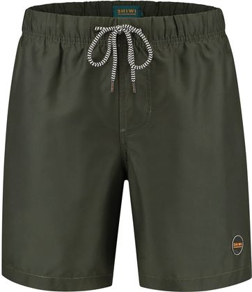 Shiwi Swimshorts Mike Dark Green