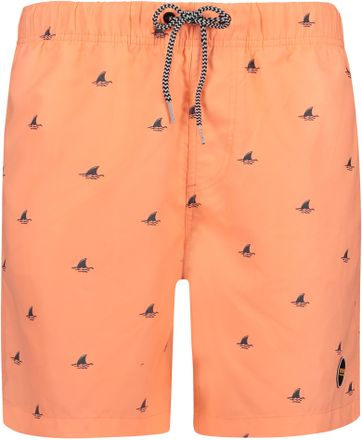 Shiwi Swimshorts Sharks Orange