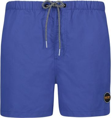 Shiwi Swimshorts Solid Mike Amparo Blue
