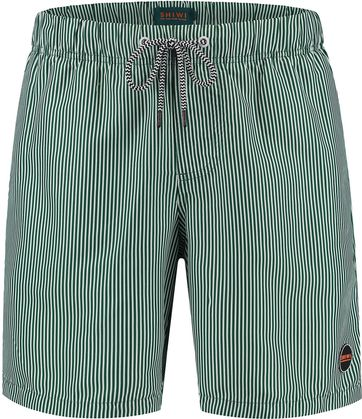 Shiwi Swimshorts Stripes Green