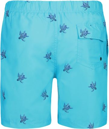 Shiwi Swimshorts Turtle Blue