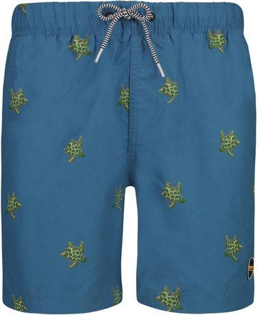 Shiwi Swimshorts Turtle Navy
