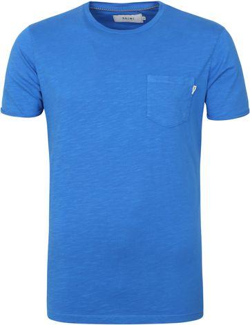 Shiwi T-Shirt Marc Blauw