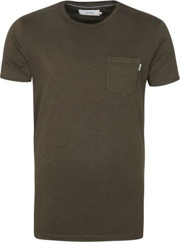 Shiwi T-Shirt Marc Donkergroen